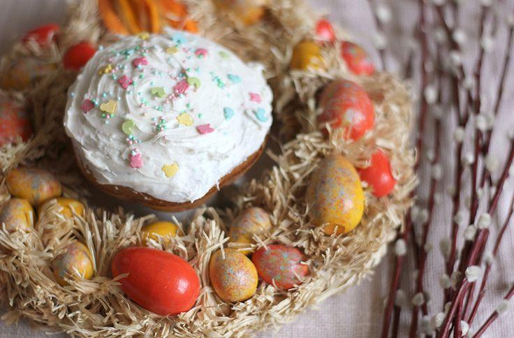 Традиционный рецепт Пасхального кулича - Полавкам