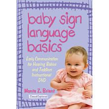 Baby Sign Language Basics DVD