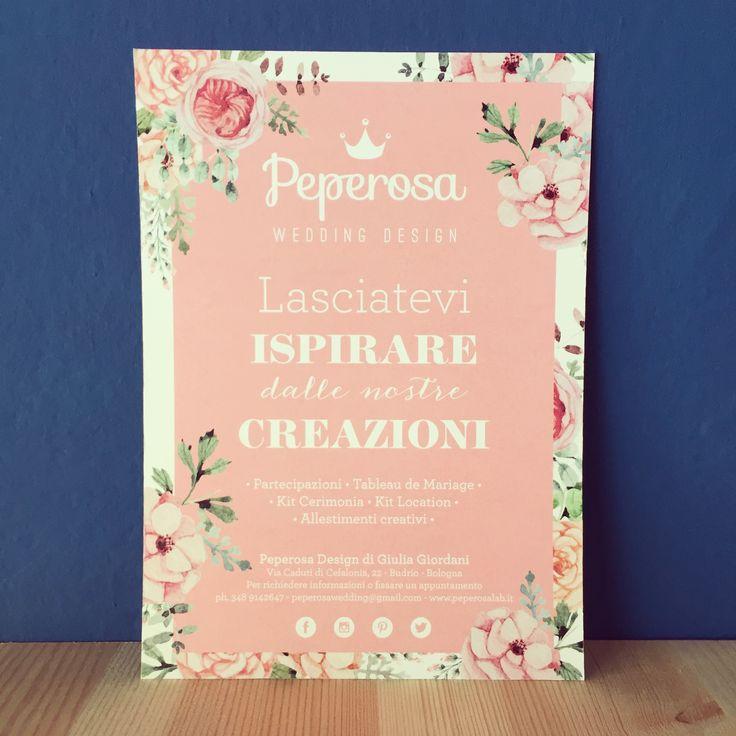 New Peperosa Card!