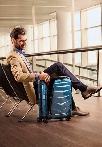 Llega la temporada de vacaciones y la marca Samsonite nos da unos consejos para evitar las malas sorpresas con el equipaje….