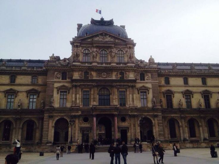 The Louvre / Paris