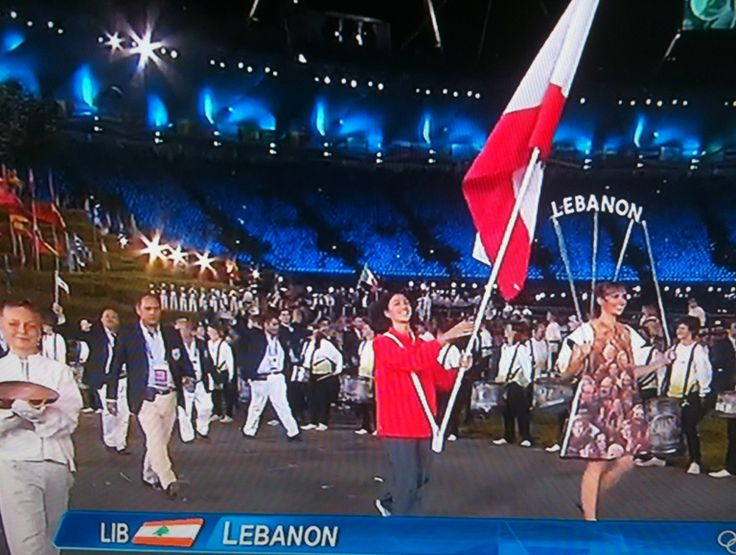 Best of luck to our Lebanon's Team at the London 2012 Olympics