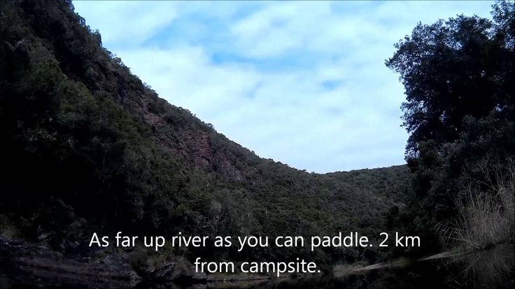 The Giant Kingfisher Trail.