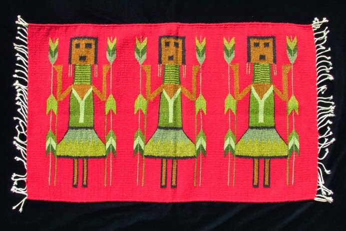 17 Best Images About Handmade Mexican Rugs On Pinterest