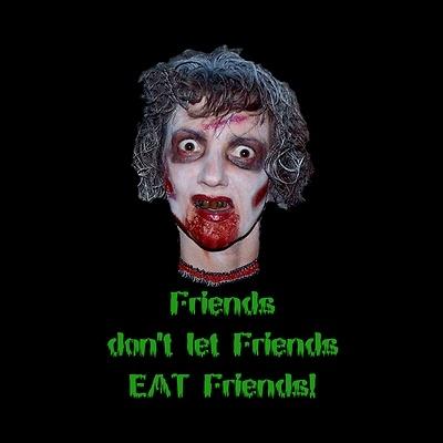 Zombie Friends don't let Friends EAT Friends!