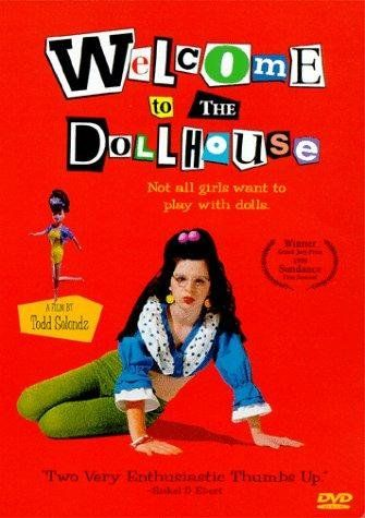 Welcome to the Dollhouse (1995)~Dawn, you do not leave this table until you tell your sister that you love her!