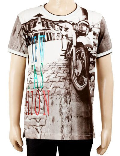 This printed T-shirt will be your kid's favourite T-shirt within some days!  Product code - G3-BTS0721 Price - INR 765/-