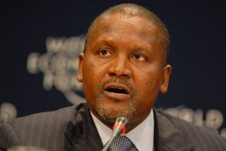 Welcome to Soul 2 Soul Mates Blog: On proposed 10-year tax holiday, Dangote debunks s...