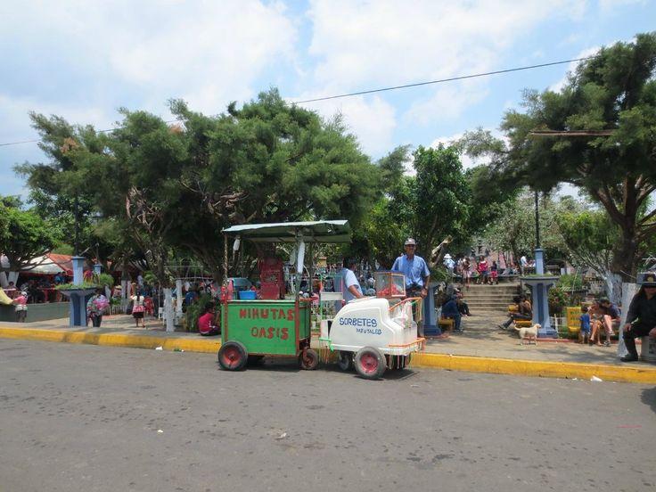 Parque Central de Juayua (El Salvador)
