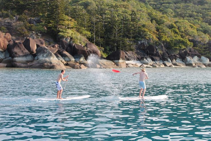 Airlie Beach, Island tours and the reef - Whitsundays Series