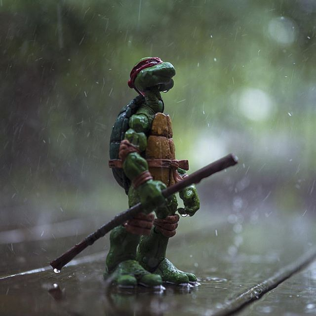 Donatello. Awesome pic from from @bleepjk! #tmnt #donatello #ninjaturtles…