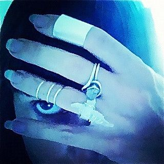 ...ring things... by angel_in_i, via Flickr