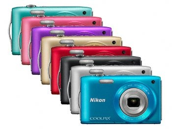 Nikon Россия - Цифровые фотокамеры - COOLPIX - Style (S) - COOLPIX S3300 - Цифровые фотокамеры, D-SLR, COOLPIX, Объективы NIKKOR