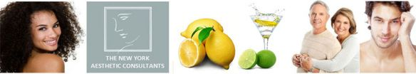Lemon juice for acne scars  Acne scars have been treated many different ways, but lemon juice? There have been a number of discussions about this home remedy but acne scars are defined, not as coloration changes, but textural depressions.  These depressed areas are involving the collagen of the dermis and are not improved by superficial chemical peels, such as with lemon juice.
