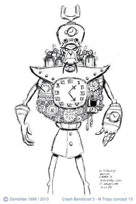 Charles Zembillas: Crash Bandicoot - Origin of N Tropy - Part 7