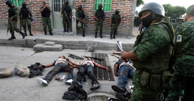 The statistics on deaths, which the government has stopped reporting, offer a rare glimpse into the Mexican military's role in its fight against cartels.