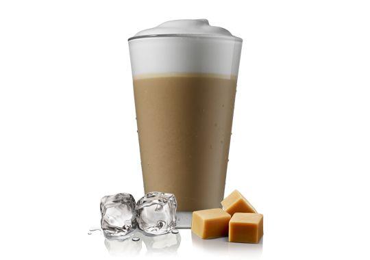 ice caramel caffe latte