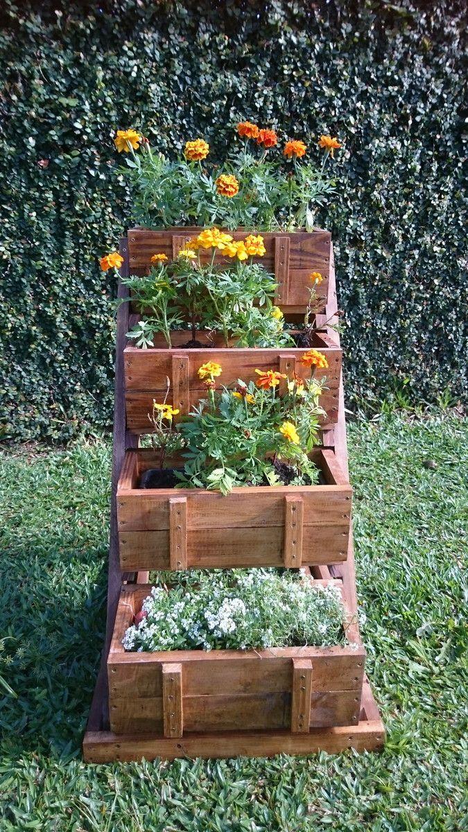 jardim vertical autocad:1000 ideias sobre Madeira Reaproveitada no Pinterest