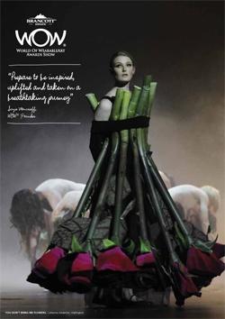 wearable arts new zealand @ auckland museum #art #auckland