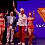 "Virgin Cruises salpa con il nuovo nome ""Virgin Voyages"""