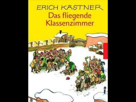 """Erich Kästner - Das fliegende Klassenzimmer """"Hörspiel"""" - YouTube"""