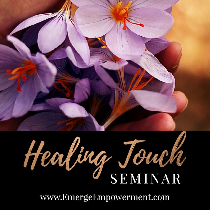 1/18/17 Kathy Fennelly from Healing Touch by Kathy will guide us to understanding Healing Touch as relaxing energy therapy that helps the body rest, restore, and rebuild by eliciting the relaxation response which supports the body's innate ability to heal itself. Kathy will explain what Healing Touch is, how it works, how to perform it, and some of the many benefits it brings including promoting balance. Register here: http://emergeempowerment.com/shop/jan-18-healing-touch-seminar/