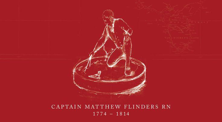 Martha Flinders-Lewis – Great-great-great-grand-daughter of Matthew Flinders for the Flinders descendants