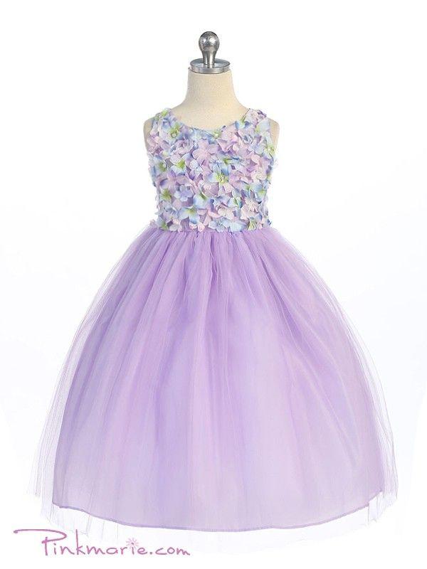 Mejores 10 imágenes de Flower girl dresses en Pinterest | Vestidos ...