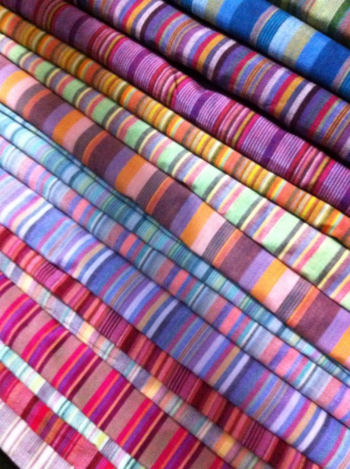 Colourful Tenun Lurik