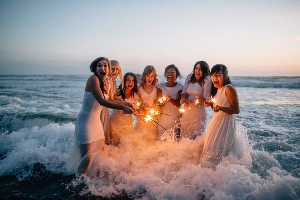Gallery & Inspiration | Beach Bachelorette Party