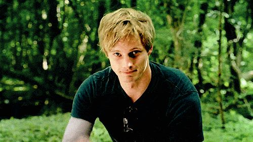 Bradley James - Arthur Pendragon  BBC Merlin. Hey, does anyone else look at gifs and think of the moving photographs from Harry Potter?