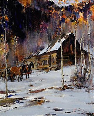 Best 379 nicolai ivanovich fechin images on pinterest for Nicolai fechin paintings for sale