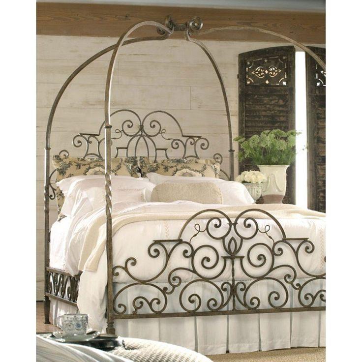 M s de 25 ideas incre bles sobre camas de hierro forjado - Ver camas en ikea ...