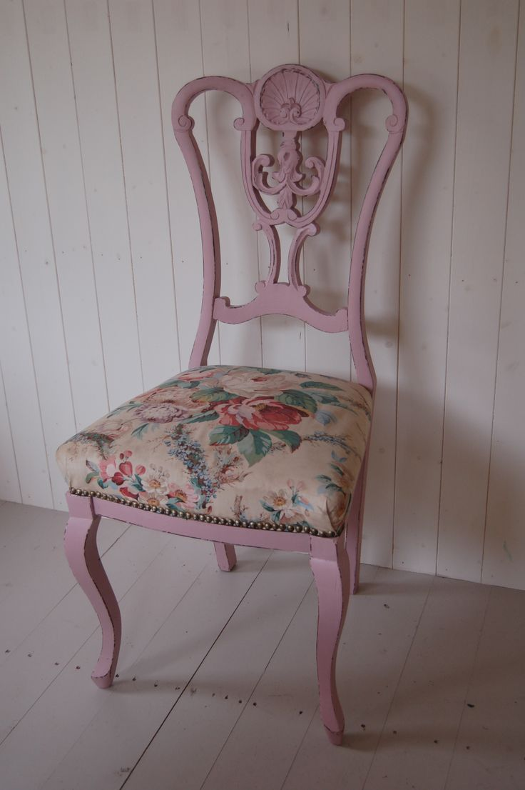 1000 Images About Chalk Painted Pink Furniture On