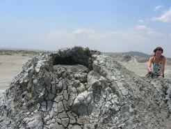 Qobustan Mud Volcanos