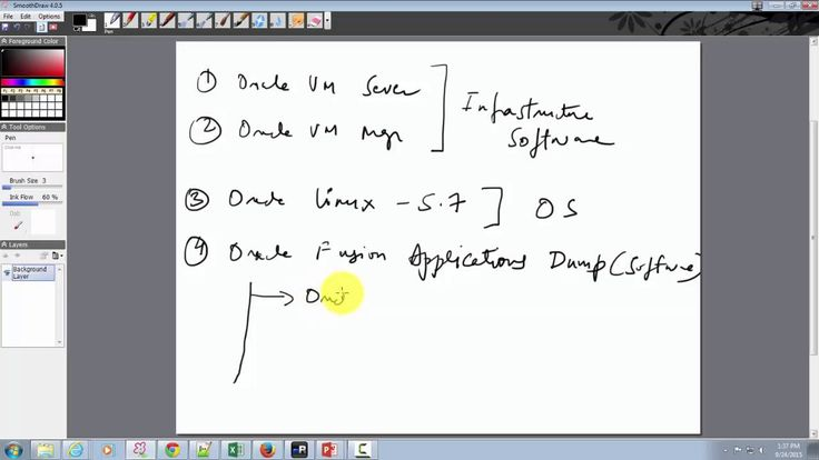 On YouTube: Software Required for Oracle Fusion Applications Installation