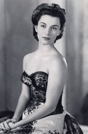 Linda Christian, actress and beauty