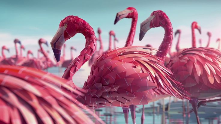 Sherwin-Williams Color Chips Come Alive as Leopards, Giraffes and Flamingos in Artful Ad McKinney's surprising safari