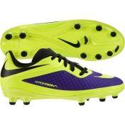 Nike Kids' Hypervenom Phelon FG Soccer Cleat - Dick's Sporting Goods