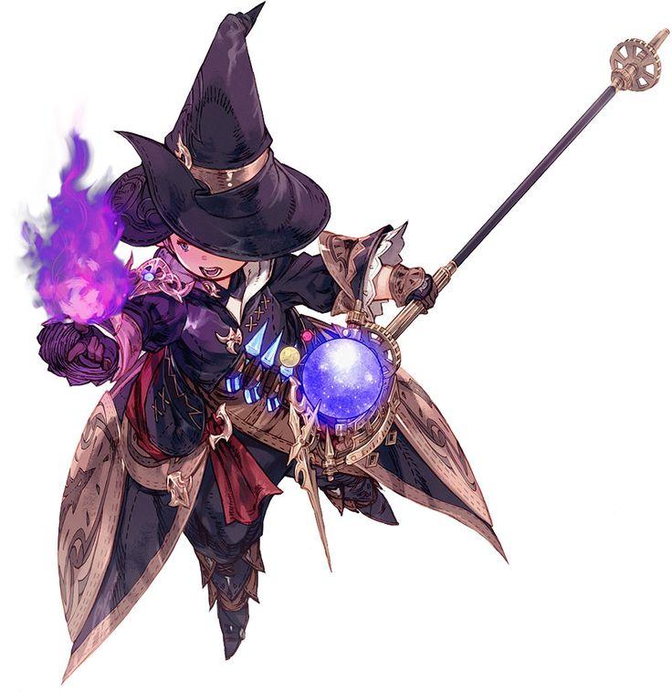 Final Fantasy XIV: A Realm Reborn - Lalafell Male Thaumaturge