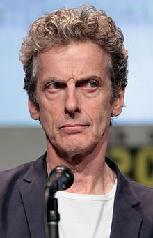 Peter Dougan Capaldi-- (born 14 April 1958) is a Scottish actor, writer and director, best known for being the twelfth and current actor to play the lead role in the long-running BBC One sci-fi series Doctor Who, though confirmed he would be leaving at the end of Series 10.[1] His next most notable role is spin doctor Malcolm Tucker in the BBC comedy series The Thick of It, for which he has received four British Academy Television Award nominations, winning Best Male Comedy Performance in…