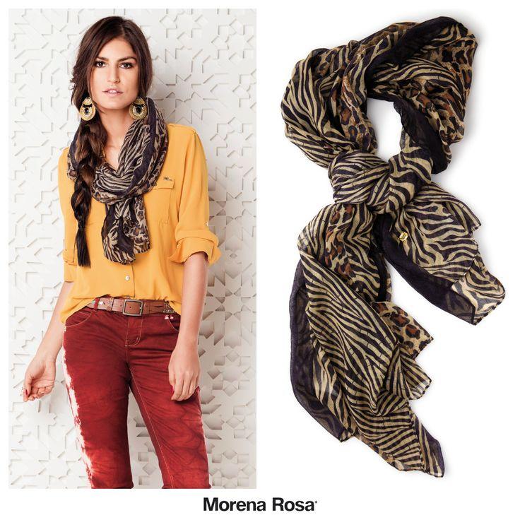 Os lenços do Outono/Inverno 2014 :: Blog Morena Rosa