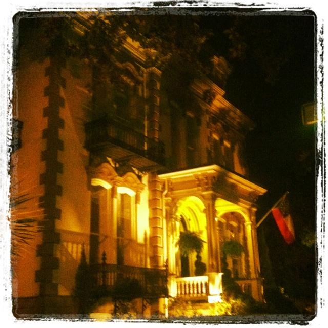 Hamilton Turner Inn in Savannah, GA