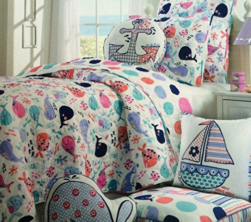 Awesome A Girlie Nautical Themed Room! Nicole Miller Home    Ocean Fun