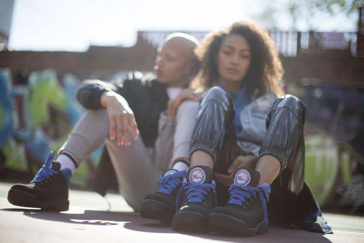 NBA x Timberland Frühjahr / Sommer 2019 Lookbook für Herren   – Shoes and Boots