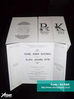 undangan pernikahan hardcover online murah jakarta