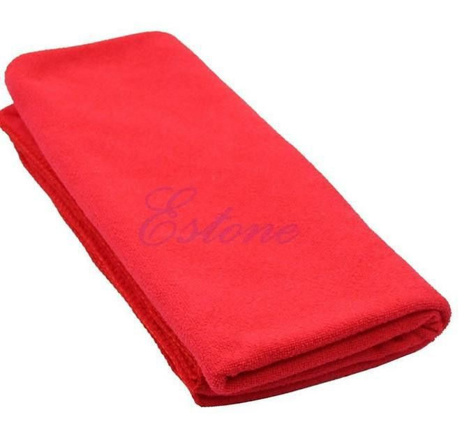 Free Shipping Durable Fast Drying Microfiber Bath Towel Travel Gym Camping Sport-PY
