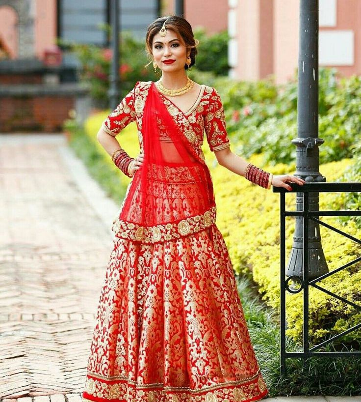 76 best nepali traditions images on Pinterest | Bride ...