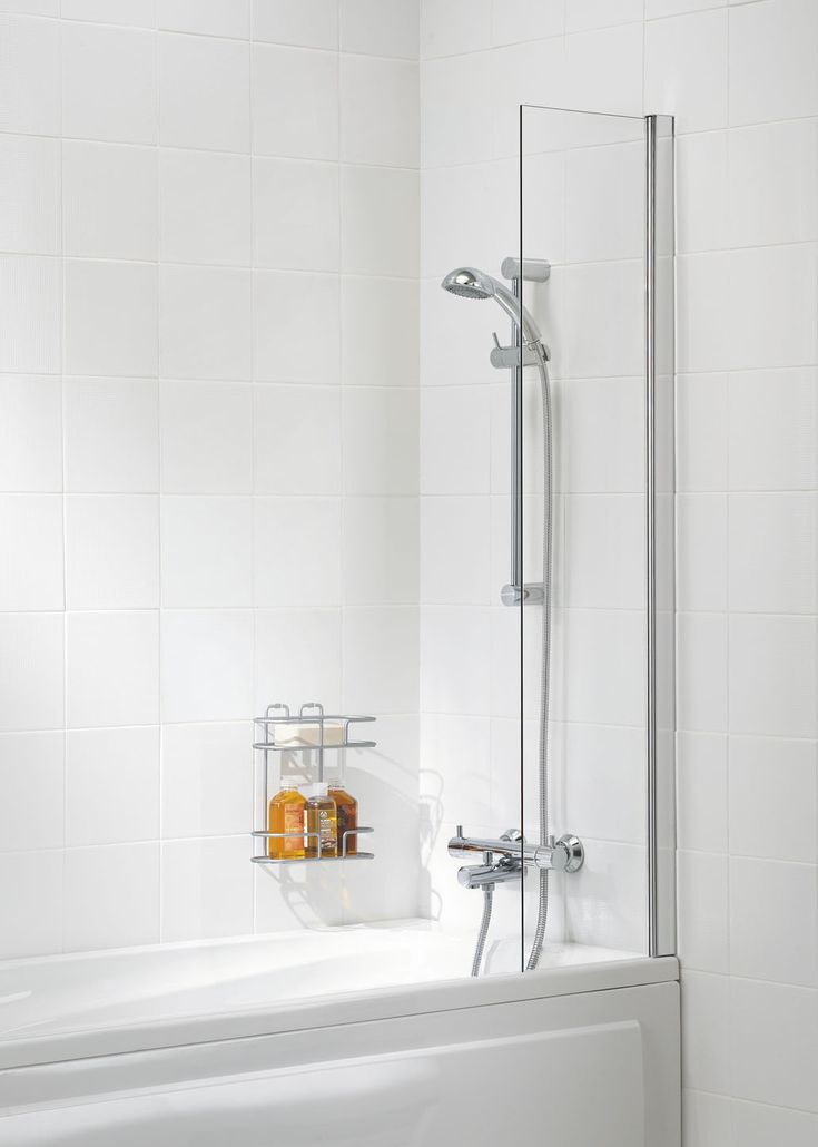Shower Curtain Panel |  Lakes Bathrooms