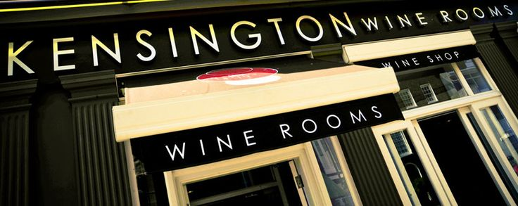 The Kensington Wine Rooms - Great Wines By The Glass